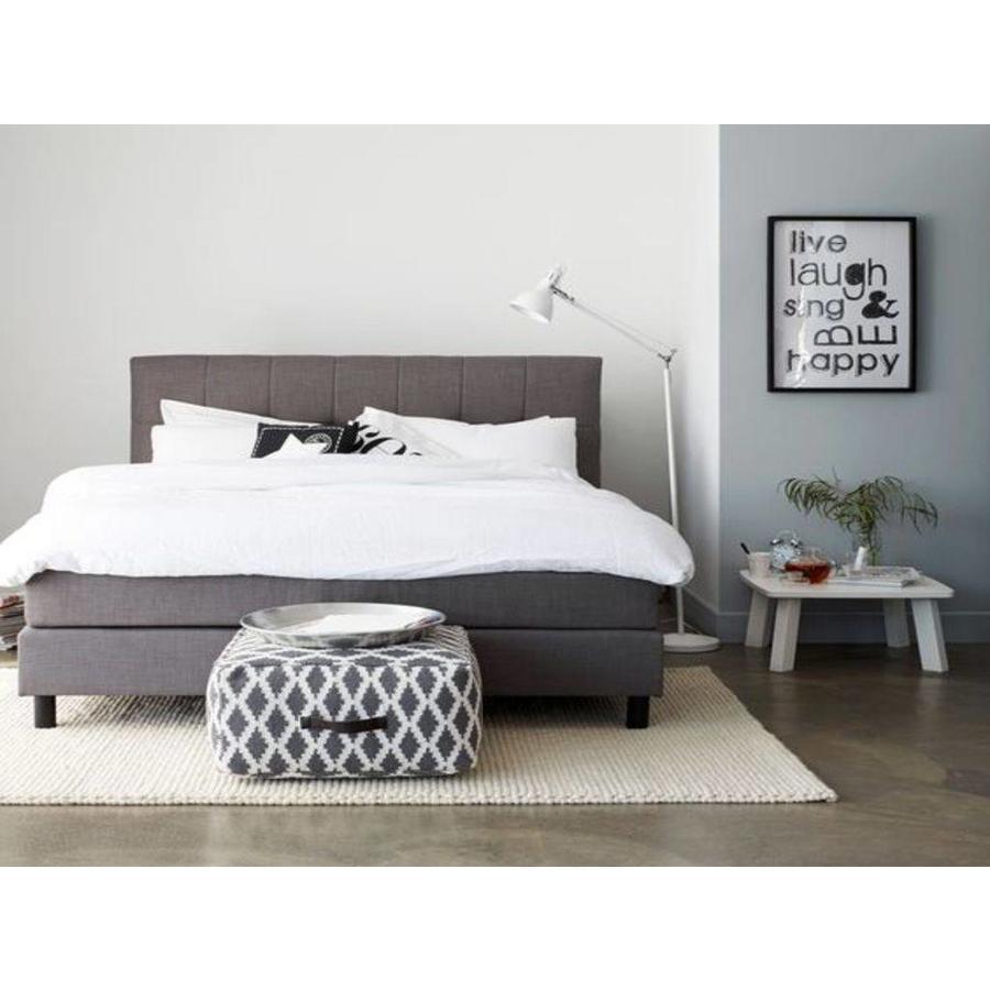 boxspring valk grootbedden. Black Bedroom Furniture Sets. Home Design Ideas