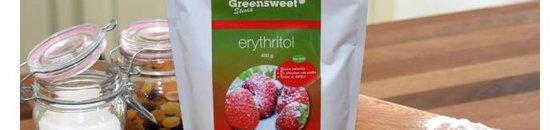 Recepten met Greensweet Stevia Erythritol