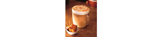 Caramel Macchiato à la Starbucks