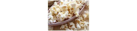 Sugar-free caramel popcorn