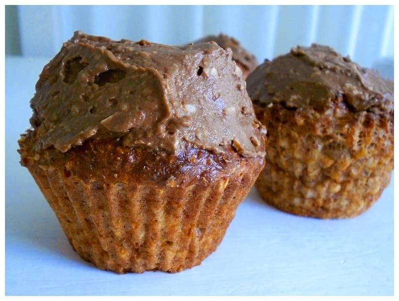 Muffins with notellatopping a la Rilana.jpg