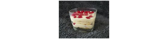 Koolhydraatarme trifle a la Wendy