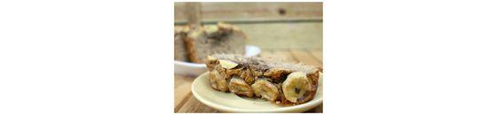 Bananen Cakebrood