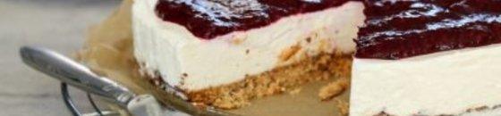 Koolhydraatarme en glutenvrije taart