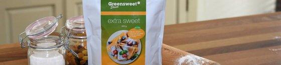 Recepten met Greensweet X-tra Sweet