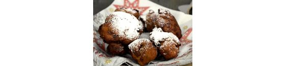 Oliebollen for New Year