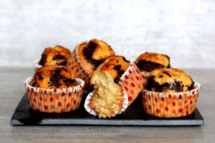 caramel muffins with chocolate topping.jpg