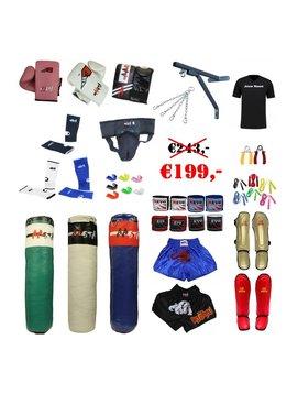Compleet Kickboks Set Deluxe