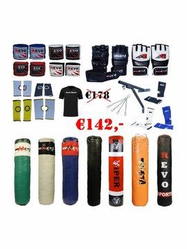 Compleet MMA Set