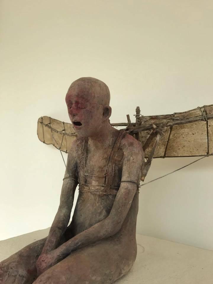 Gerenommeerde Belgische kunstenaar
