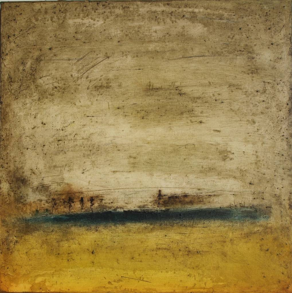 Thomas Lippick - Untitled - 70 x 70 cm