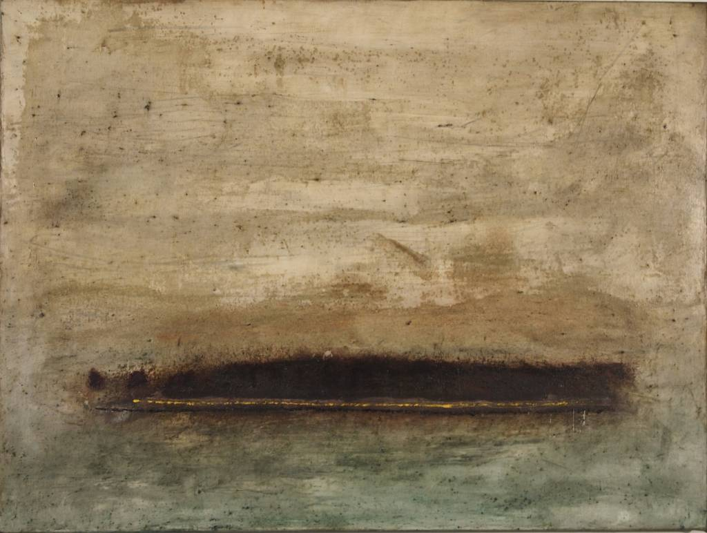 Thomas Lippick - Untitled - 90 x 120 cm - SOLD
