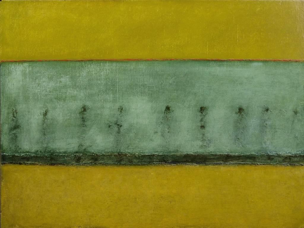 Thomas Lippick - Untitled - 90 x 120 cm