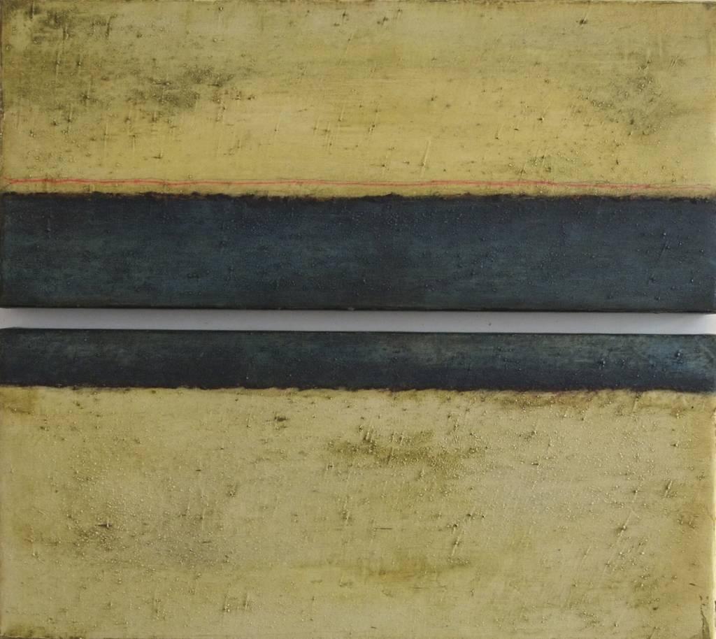 Thomas Lippick - Untitled - 30 x 70 cm