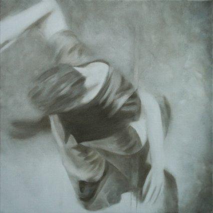 Jeroen Baeken - Untitled 02 - 60 x 60 cm