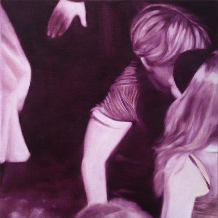 Jeroen Baeken - Schilderij 06 - 60 x 60 cm
