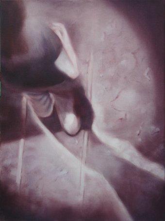 Jeroen Baeken - Schilderij  07 -  80 x 60 cm