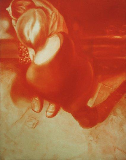 Jeroen Baeken - Schilderij 12 - 95 x 75 cm