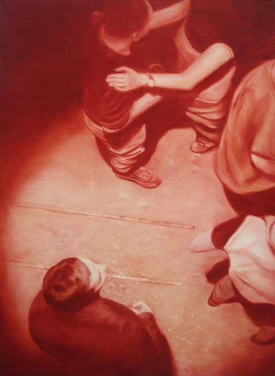 Jeroen Baeken - Schilderij 15