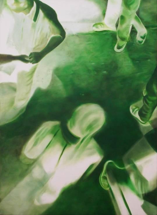 Jeroen Baeken - Schilderij 16