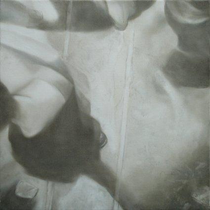 Jeroen Baeken - Untitled 03 - 60 x 60 cm