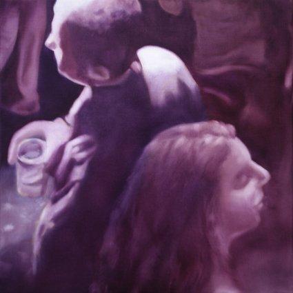 Jeroen Baeken - Untitled 04 - 60 x 60 cm