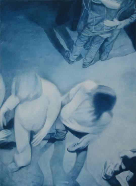 Jeroen Baeken - Schilderij 19