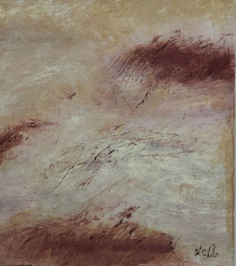 Guido Dobbelaere - untitled - 1 - 100 x 100cm