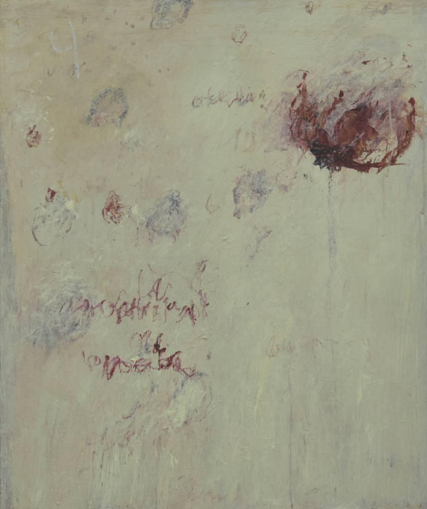Guido Dobbelaere - Nostalgie de la rose 1 - 60 x 70 cm