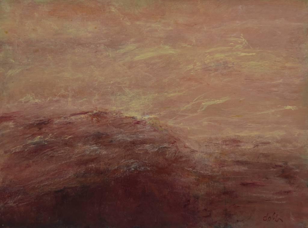 Guido Dobbelaere - De laatste kaap - 120 x 90 cm
