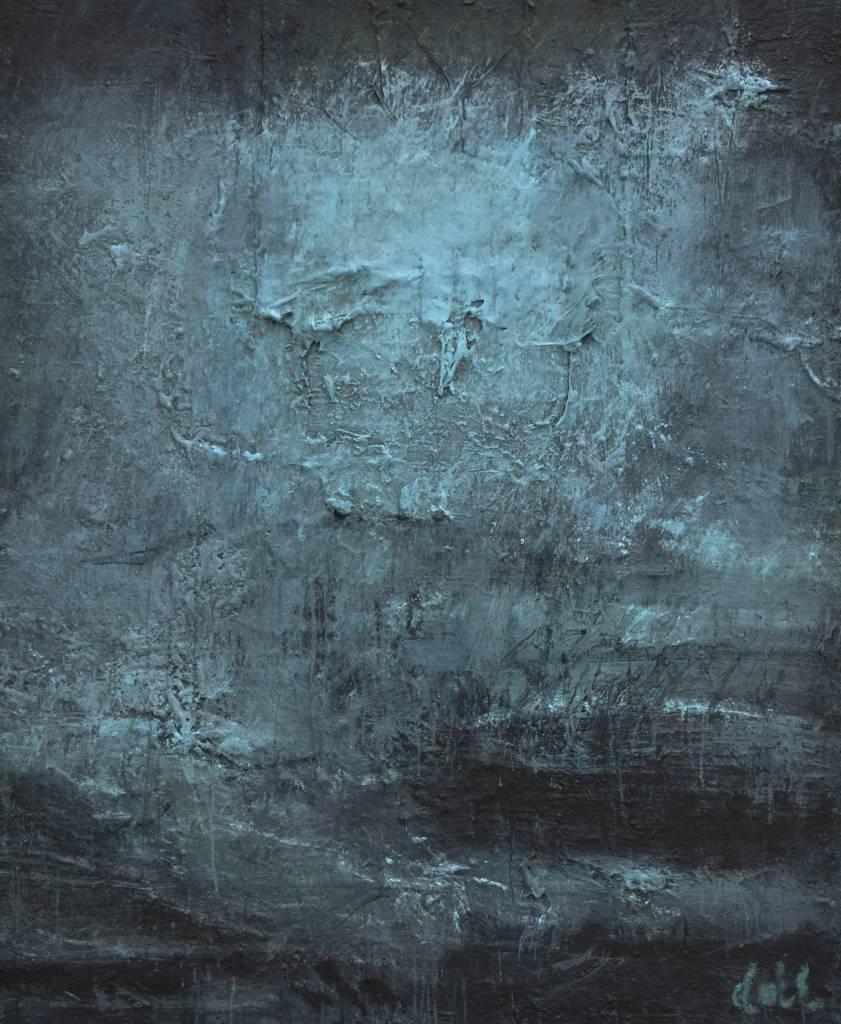 Guido Dobbelaere -Fugitves 1 - 100 x 120 cm