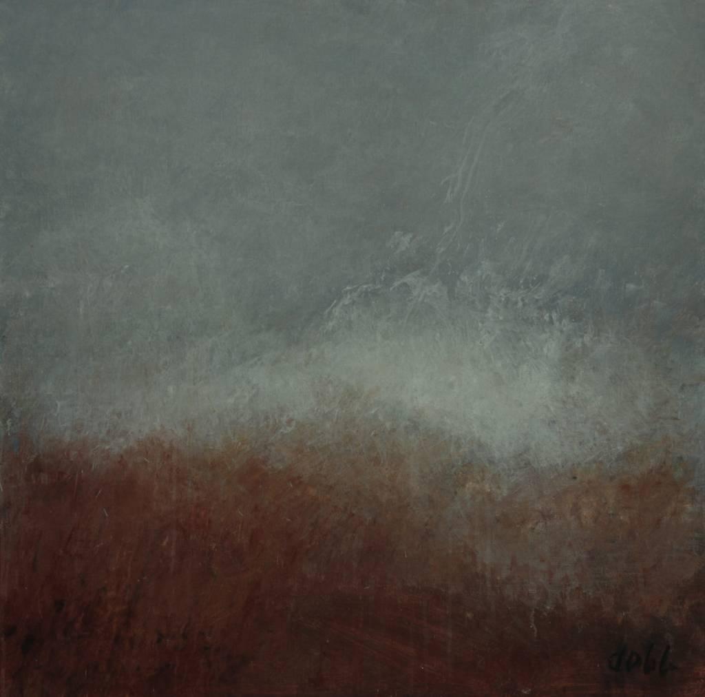 Guido Dobbelaere - De maat van de ziel - 80 x 80 cm