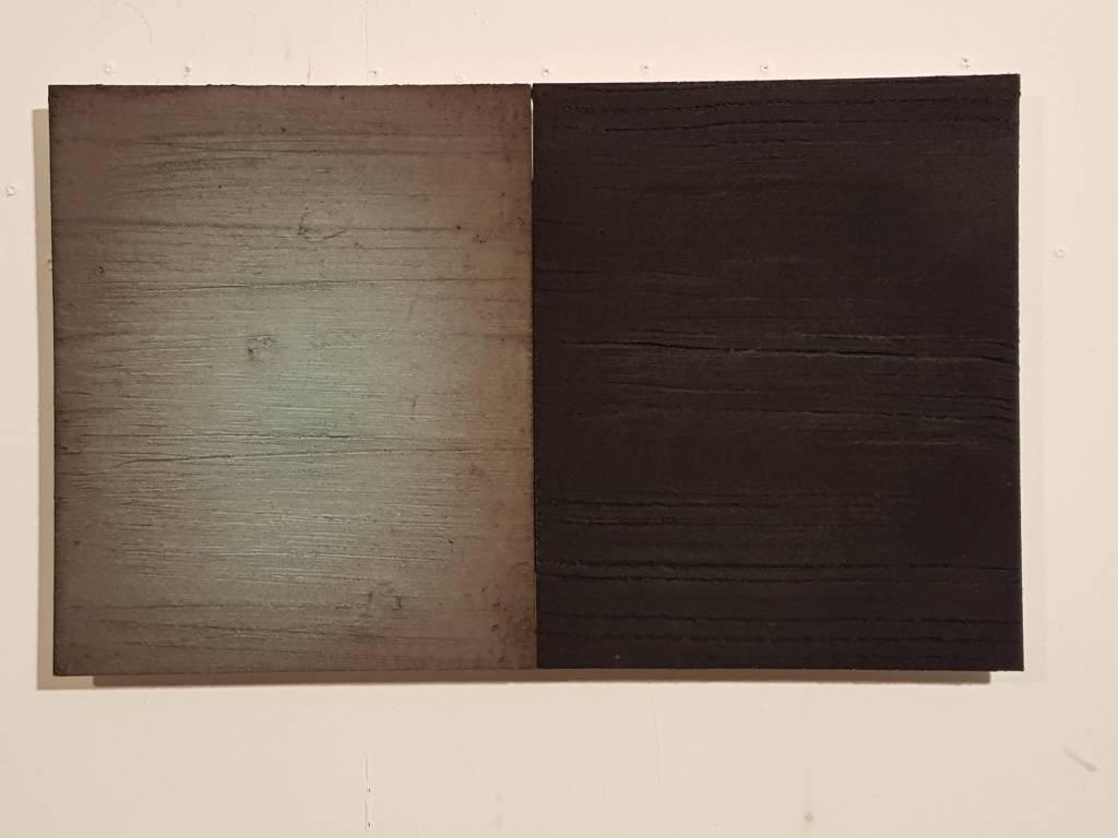 André Navez - Untitled 1 - 30 x 94 cm