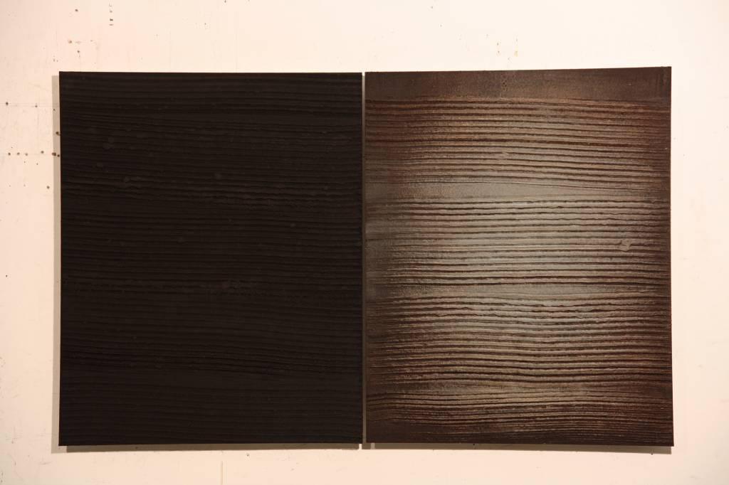 André Navez - Untitled 3 - 65 x 120 cm
