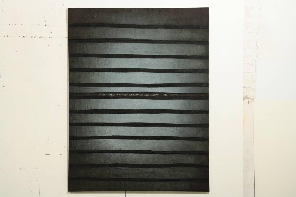 André Navez - Untitled 5 - 150 x 110 cm