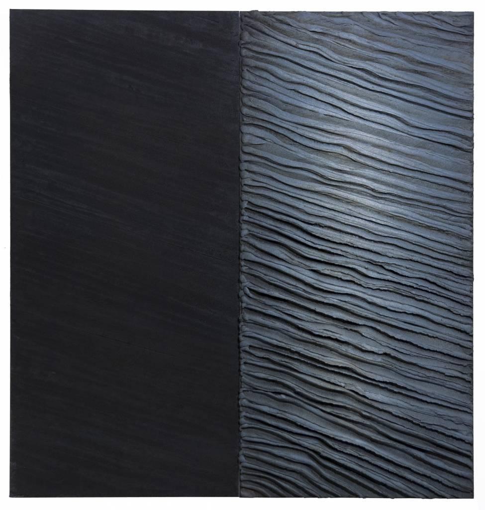 André Navez - Untitled 8 - 125 x 120 cm