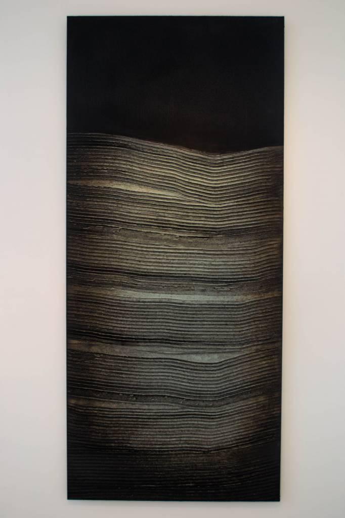 André Navez - Untitled 10 - 180 x 80 cm