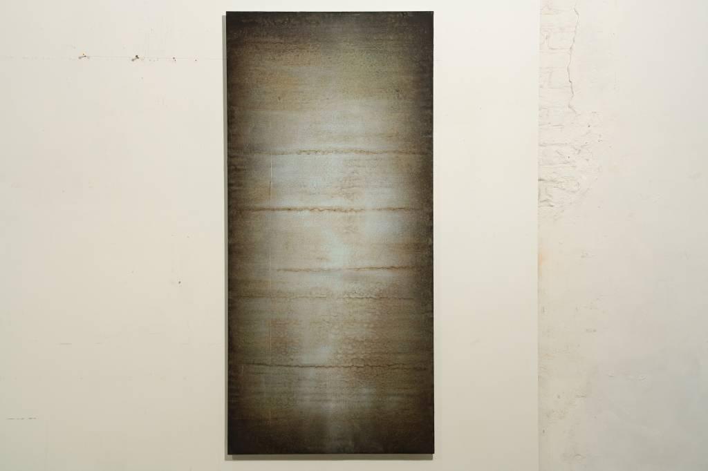 André Navez - Untitled 14 - 150 x 70 cm