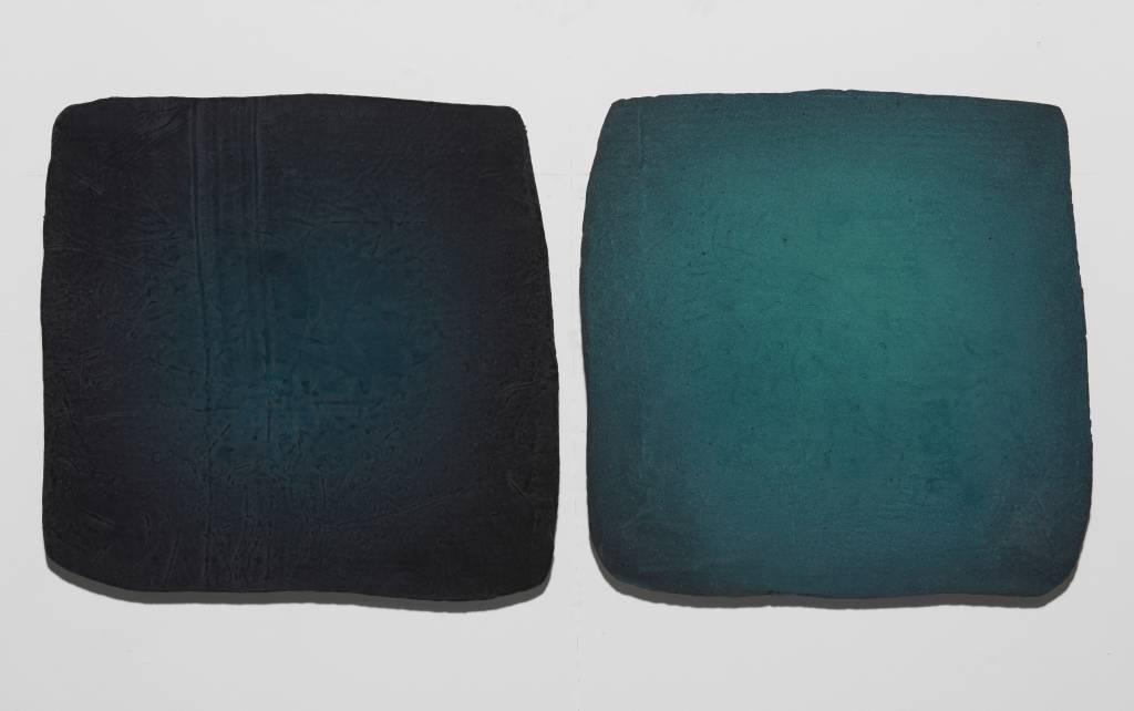 André Navez - Untitled 25 - 60 x 60 cm (2 panelen)