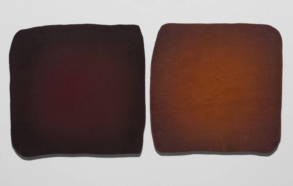 André Navez - Untitled 26 - 60 x 60 cm (2 panelen)