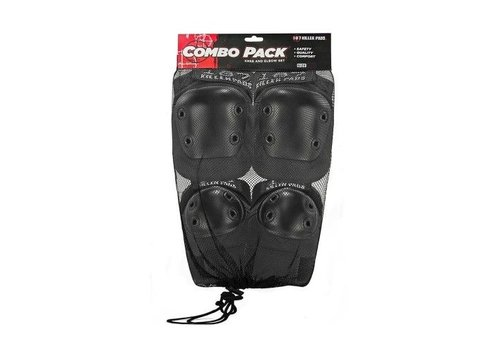 187 Killer Pads 187 Knee/Elbow Combo Pack