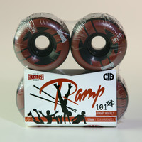 CIB X Reckless Ramp Wheels