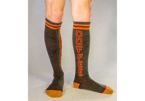 Gumball Poodle Coffee Socks