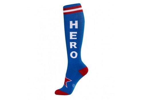 Gumball Poodle Hero Socks
