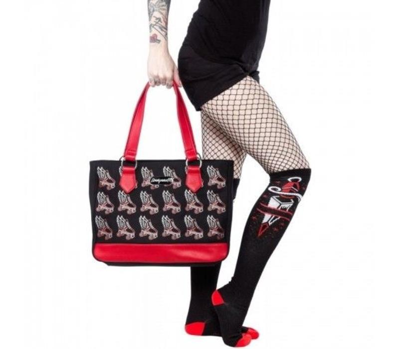 Sourpuss Flying Skate Bag