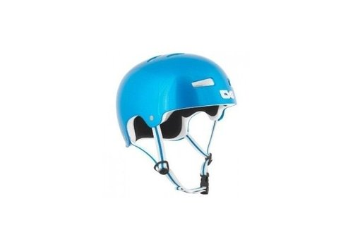 TSG TSG Evolution Helmet Metallic Blue