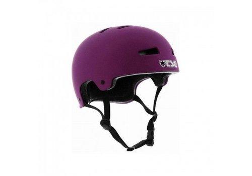 TSG TSG Evolution Helmet Purple Matte