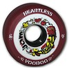 Antik Skates Heartless 62 - 86A Bordeaux