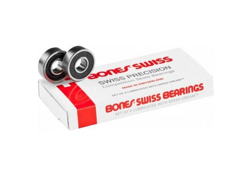 RollerBones Bones Swiss Bearings