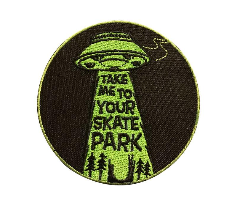 CIB UFO Peel~N~Stick Patch